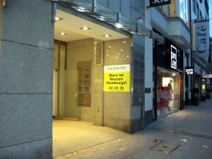 Spitalerstraße 32 (Quelle: Angermann)