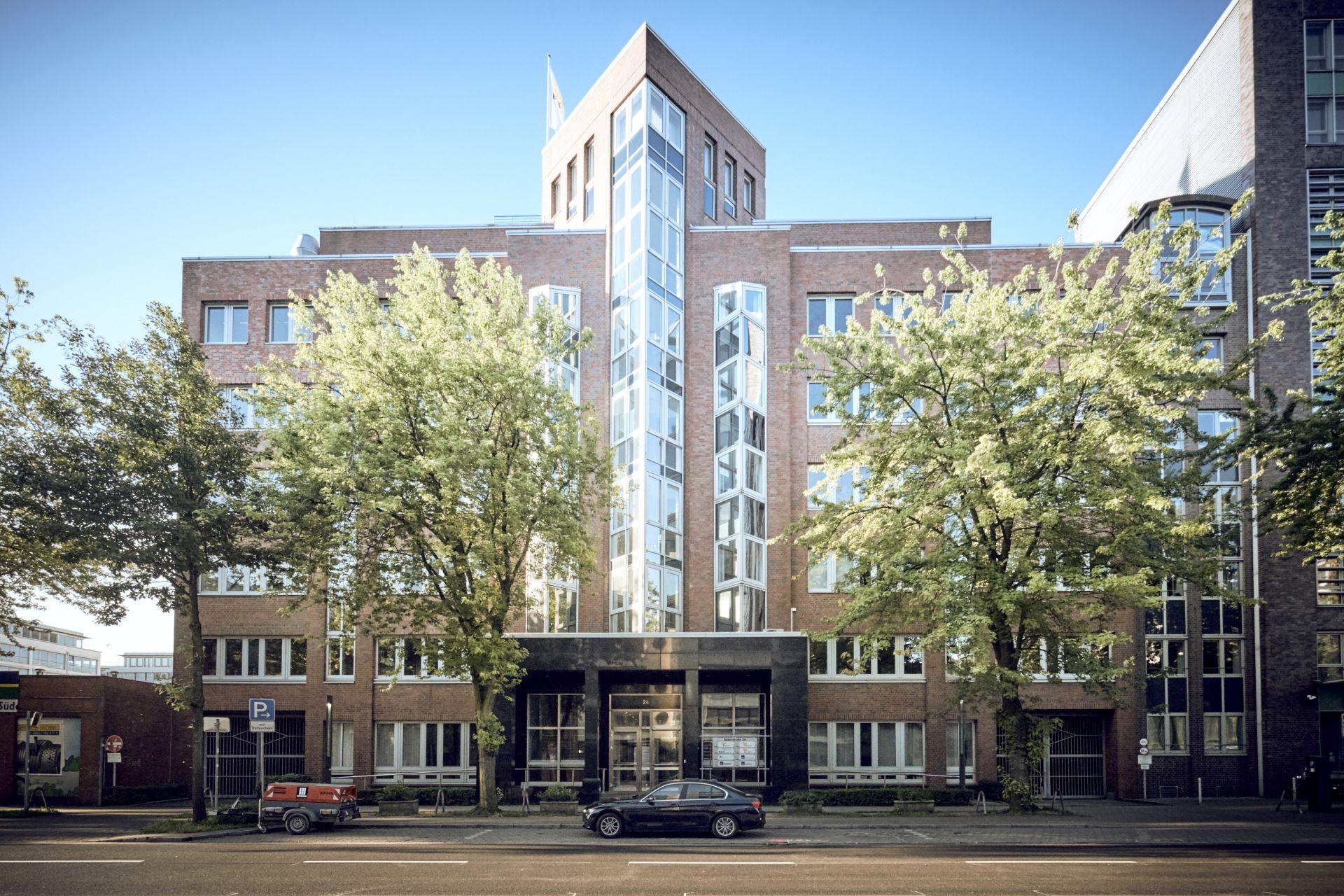 Bürogebäude Süderstraße City Süd Hamburg